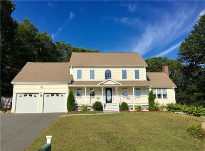 North Attleboro Single Family Home For Sale: 71 Quail Creek Road