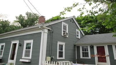 East Greenwich Single Family Home For Sale: 64 Long Street