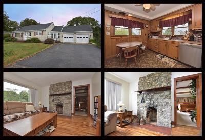 Portsmouth Single Family Home For Sale: 561 Boyds Lane