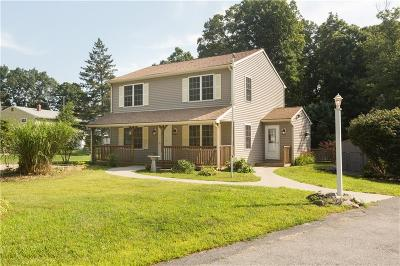 Cumberland RI Single Family Home For Sale: $299,999