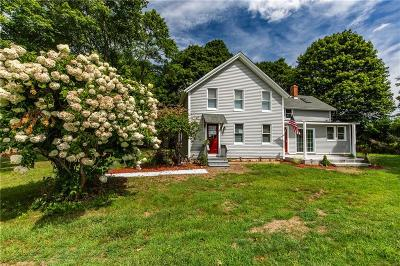 North Kingstown Single Family Home For Sale: 285 Exeter Road