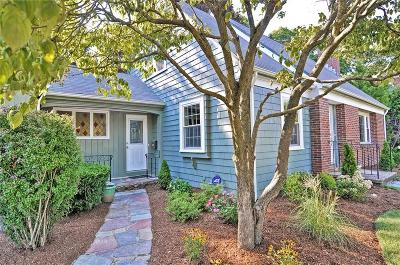Warwick Single Family Home For Sale: 199 Squantum Drive