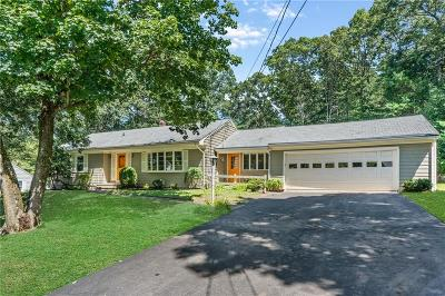 Cumberland RI Single Family Home For Sale: $379,900