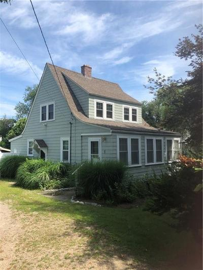 Narragansett Single Family Home For Sale: 5 Hogan Av