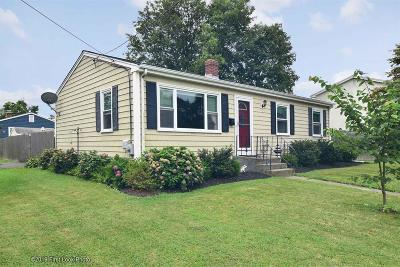 Bristol County Single Family Home For Sale: 20 River St