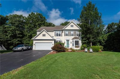 Warwick Single Family Home For Sale: 361 Sleepy Hollow Farm Road