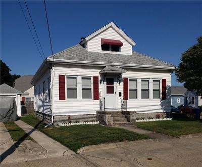Pawtucket Single Family Home For Sale: 277 Power Rd