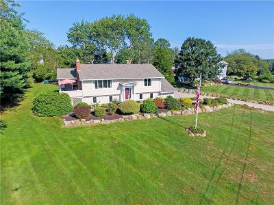 South Kingstown Single Family Home For Sale: 120 Osprey Road