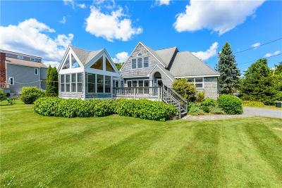 Washington County Single Family Home Act Und Contract: 219 Pond Shore Dr