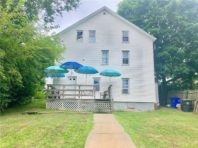 West Warwick Multi Family Home For Sale: 1543 Main St