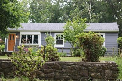 North Smithfield Single Family Home For Sale: 21 Harkness Rd