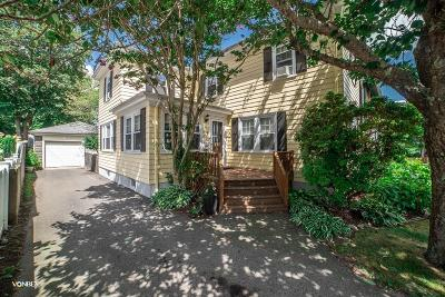 Newport Single Family Home For Sale: 4 Ellery Road