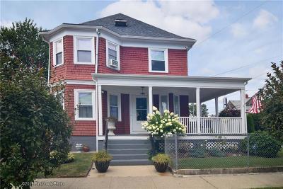 Providence Single Family Home For Sale: 239 Indiana Av
