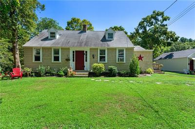 North Smithfield Single Family Home For Sale: 668 Greenville Rd