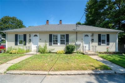 Kent County Multi Family Home For Sale: 14 - 18 Nolan St