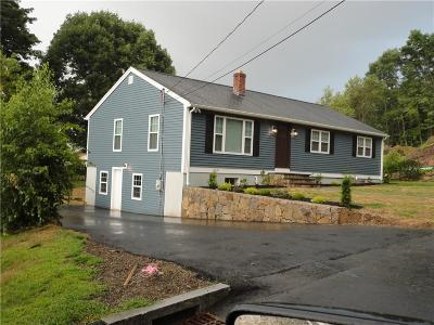Woonsocket Single Family Home For Sale: 204 Manila Av