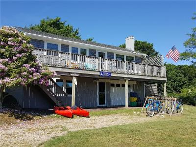 Block Island Single Family Home For Sale: 493 Old Town Road