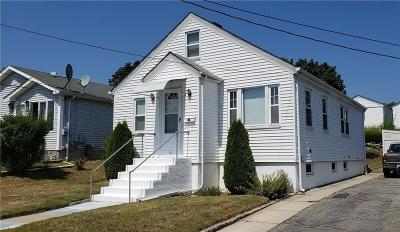 Providence Single Family Home For Sale: 50 Leo Av