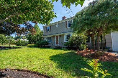 Cranston Single Family Home For Sale: 1390 New London Av