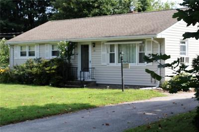 Westerly Single Family Home For Sale: 24 Nutmeg Dr