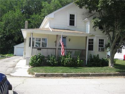 Coventry Single Family Home Active Under Contract: 58 Bates Avenue