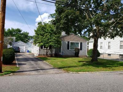 Pawtucket Single Family Home For Sale: 54 Bucklin St