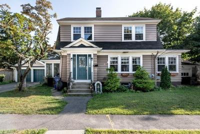 Cranston Single Family Home For Sale: 13 Talbot Manor