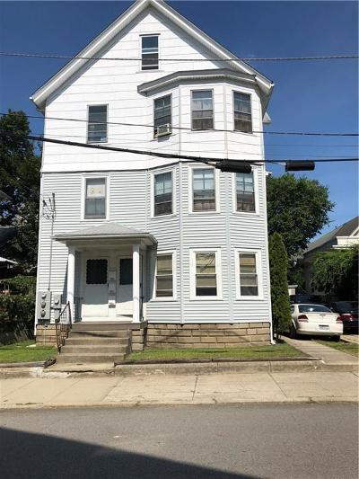 Central Falls Multi Family Home For Sale: 13 - 15 Evaleen St