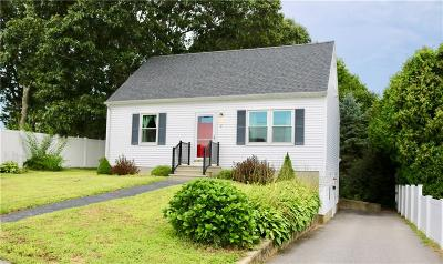 Westerly Single Family Home For Sale: 2 Top St