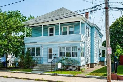 Pawtucket Multi Family Home For Sale: 130 Hatfield St