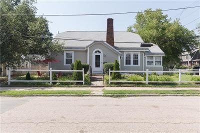 Cranston Single Family Home For Sale: 1 Case Av