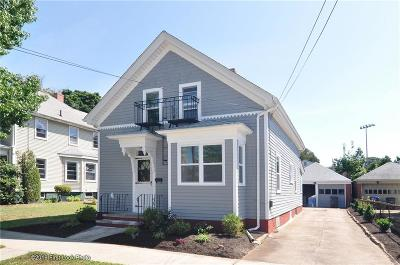Providence Multi Family Home For Sale: 257 Jastram St