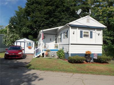 Pawtucket Single Family Home For Sale: 27 Alfa Dr