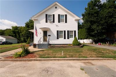Coventry Single Family Home For Sale: 36 Benoit St