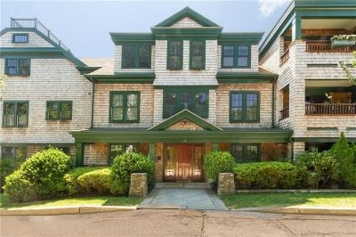 Jamestown Condo/Townhouse Active Under Contract: 35 Knowles Court #301
