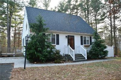 Glocester Single Family Home For Sale: 2230 Putnam Pike