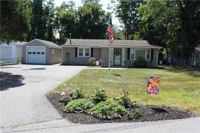 Warwick Single Family Home For Sale: 28 Lane 1 Lane