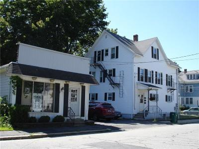 Woonsocket Multi Family Home For Sale: 446 Coe St