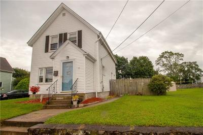 Westerly Single Family Home For Sale: 26 Clark St