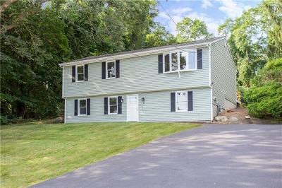 North Kingstown Single Family Home For Sale: 22 Silver Spring Rd