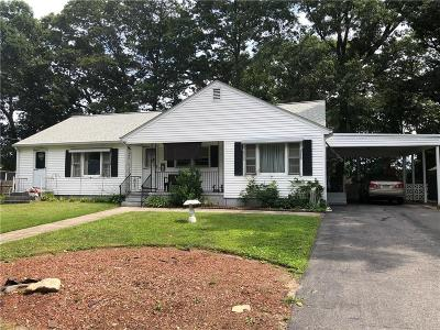 Bristol County Single Family Home For Sale: 100 Chainey St