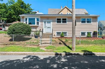 Woonsocket Single Family Home For Sale: 11 Phebe St