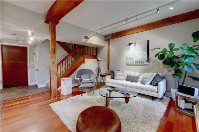 Providence County Condo/Townhouse Act Und Contract: 555 South Water St, Unit#222 #222