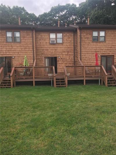 Providence County Condo/Townhouse For Sale: 275 Grotto Av