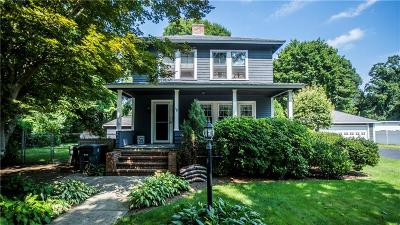 Coventry Single Family Home For Sale: 118 Rathbun St