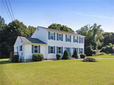 Single Family Home For Sale: 1 Branch St