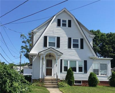 West Warwick Single Family Home Act Und Contract: 27 Shippee Av