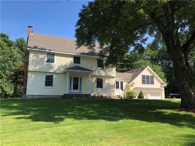 Burrillville Single Family Home For Sale: 800 Knibb Rd