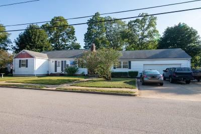 West Warwick Single Family Home For Sale: 24 Alden Dr