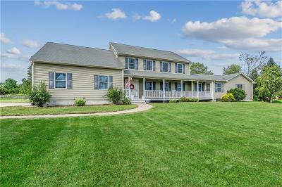 Hopkinton Single Family Home For Sale: 24 Pleasant View Drive